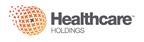 Healthcare Holdings Logo